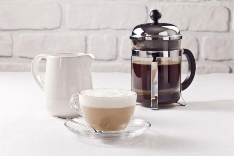 Brewing an Espresso