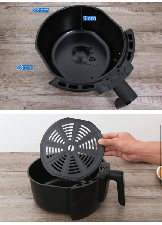 accessory-of-air-fryer